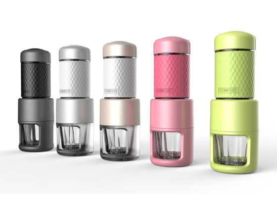 Portable Espresso Coffee Maker